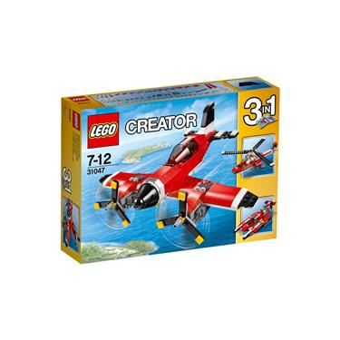 lego creator 31047 propeller flugzeug duo schreib. Black Bedroom Furniture Sets. Home Design Ideas